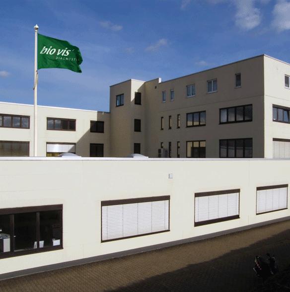 18.服务机构:Biovis Diagnostik(德国医学诊断实验室)
