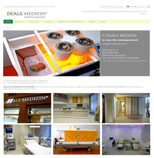 16服务机构:Duale Medizin(德国医院)